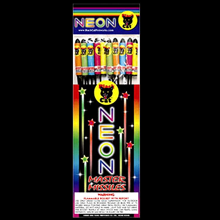 NEON MASTER - Sky King Fireworks